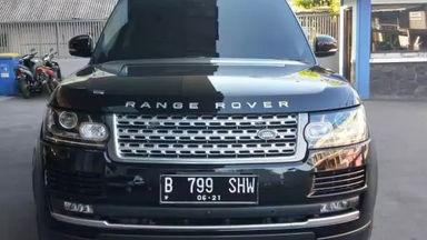 2016 Land Rover Range Rover Vogue 3.0 - UNIT TERAWAT, SIAP PAKAI, NO PR