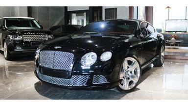 2012 Bentley Continental GT - Top Condition