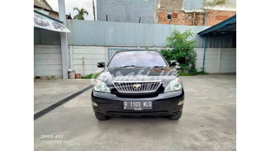 2008 Toyota Harrier G 2.4 AT