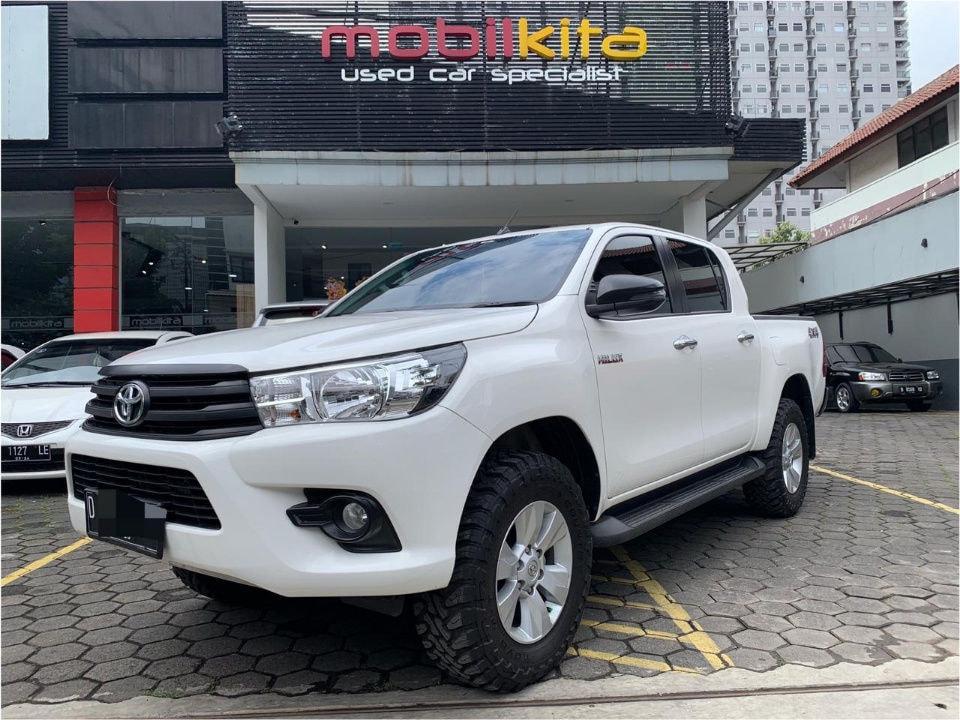 2018 Toyota Hilux Type V