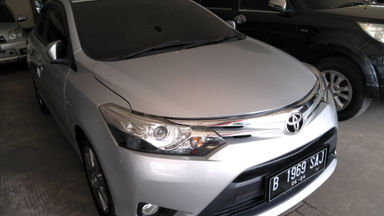 2014 Toyota Vios G - Cakep & Siap Pakai