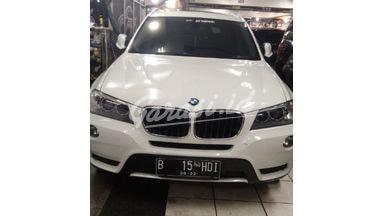 2012 BMW X3 x3 - Jual Murah Harga Bisa Digoyang