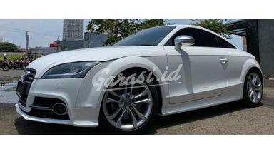 2013 Audi TTS Coupe - Unit Bagus Bukan Bekas Tabrak