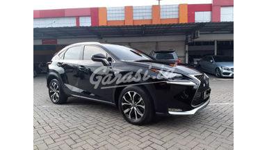 2015 Lexus Nx 200 T - Siap Pakai