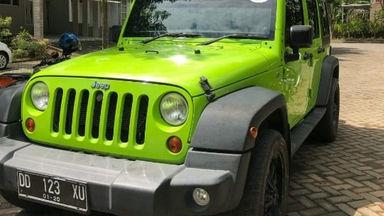 2013 Jeep Wrangler Unlimited Jk Sport - bekas berkualitas