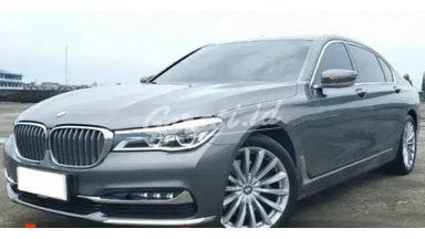 2016 BMW 740Li Pure Excellence - Istimewa Siap Pakai