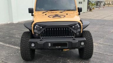 2015 Jeep Wrangler Rubicon - Barang Bagus Dan Harga Menarik