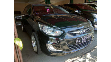 2012 Hyundai Avega gl - Siap Pakai Dan Mulus