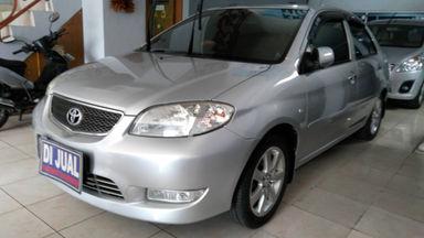 2003 Toyota Vios G - SIAP PAKAI!!!