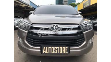 2017 Toyota Kijang Innova 2.4 G
