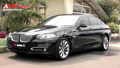 2014 BMW 5 Series F10 520d