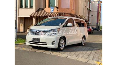 2011 Toyota Vellfire V Premium Sound