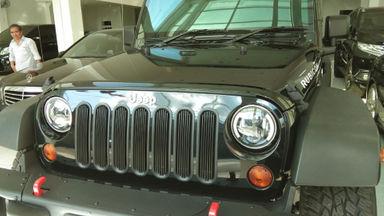 2013 Jeep Wrangler RUBICON - Kondisi Mulus Tinggal Pakai