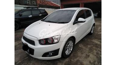 2015 Chevrolet Aveo LT - SIAP PAKAI!