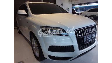 2013 Audi Q7 AT - Barang Istimewa Dan Harga Menarik