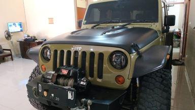 2013 Jeep Wrangler CRD - Unit Istimewa Sangat Terawat