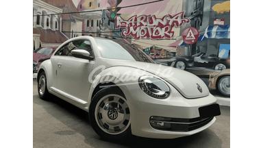 2012 Volkswagen Beetle UK Panoramic - istimewa