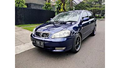 2003 Toyota Corolla Altis G - Barang Bagus Dan Harga Menarik