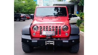 2015 Jeep Wrangler Unlimited sport x