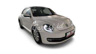 2013 Volkswagen Beetle TSI