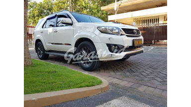 2014 Toyota Fortuner TRD