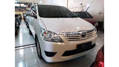 2012 Toyota Kijang Innova E