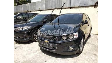 2015 Chevrolet Aveo LT - Good Condition