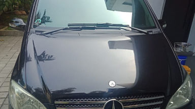 2010 Mercedes Benz V-Class V 350 Ambiente - Good Condition
