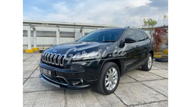 2014 Jeep Cherokee Limited AWD
