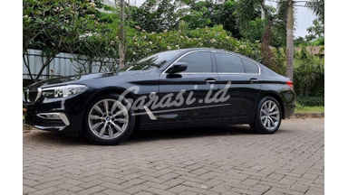 2018 BMW 5 Series 520i Luxury