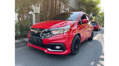 2018 Honda Brio Satya E