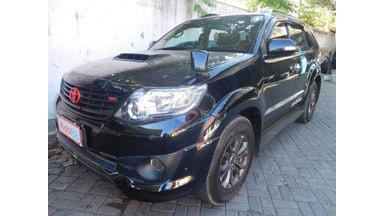 2014 Toyota Fortuner VNT TRD - Unit Bagus Siap Pakai