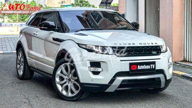 2012 Land Rover Range Rover Evoque 2-Doors (RARE)