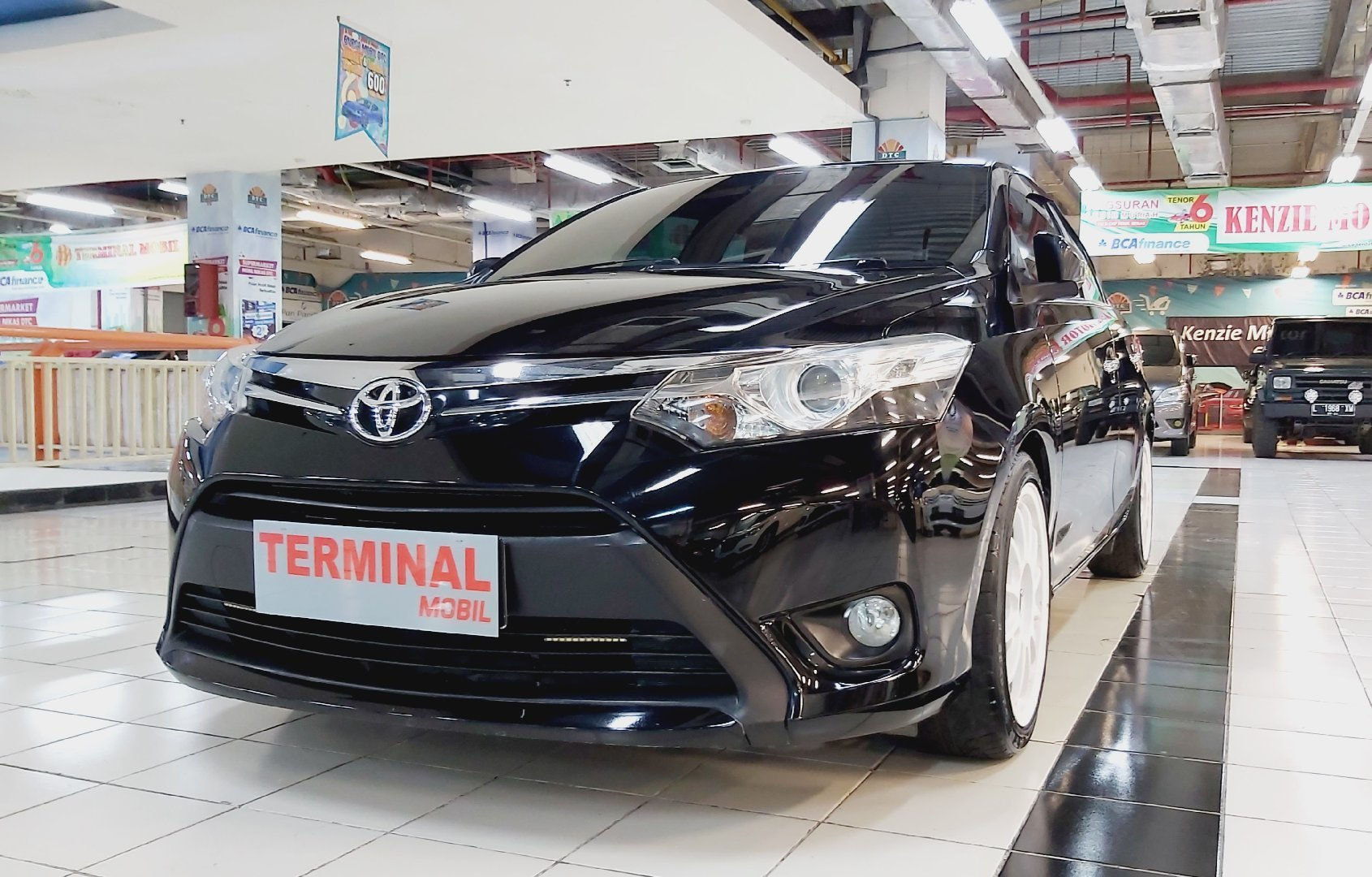 2014 Toyota Vios New G Facelift