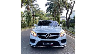 2015 Mercedes Benz GLE 400 AMG
