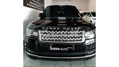 2016 Land Rover Range Rover Vogue HSE