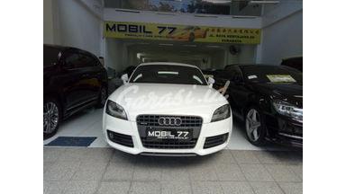 2011 Audi TTS Coupe Quattro