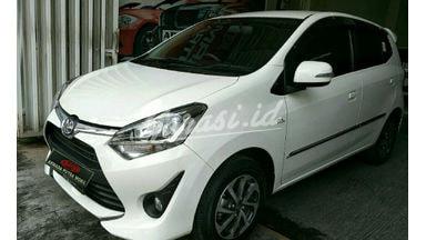 2020 Toyota Agya G
