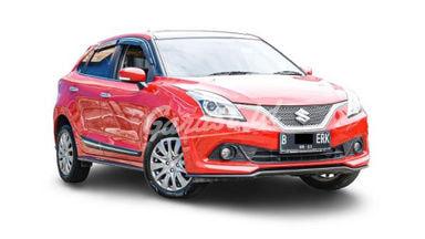 2018 Suzuki Baleno GL