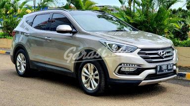 2016 Hyundai Santa Fe Limited edition