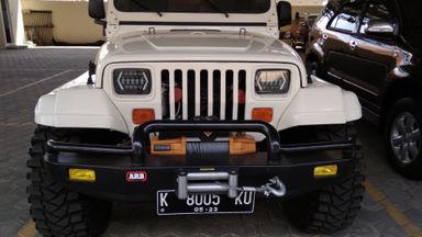 2016 Jeep Wrangler 3.6 - Kondisi Ok & Terawat