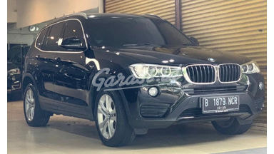 2014 BMW X3 Diesel - Pajak Baru