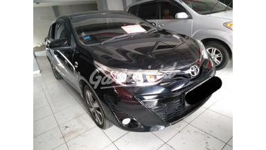 2018 Toyota Yaris G - SIAP PAKAI!