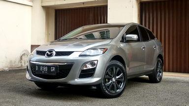 2012 Mazda CX-7 AT - Terawat Siap Pakai