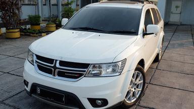 2013 Dodge Journey sxt platinum - bekas berkualitas
