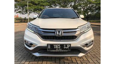 2015 Honda CR-V FL - Simulasi Kredit Tersedia Good Condition