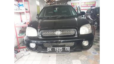 2001 Hyundai Santa Fe at - Good Condition