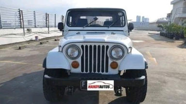 1981 Jeep CJ CJ7 - Istimewa