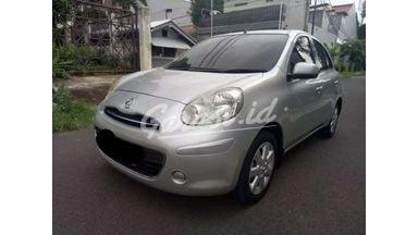2012 Nissan March XS - Siap Pakai