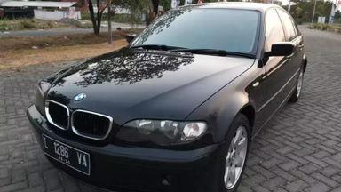 2004 BMW 3 Series 318i E46 M43 - Sangat Istimewa
